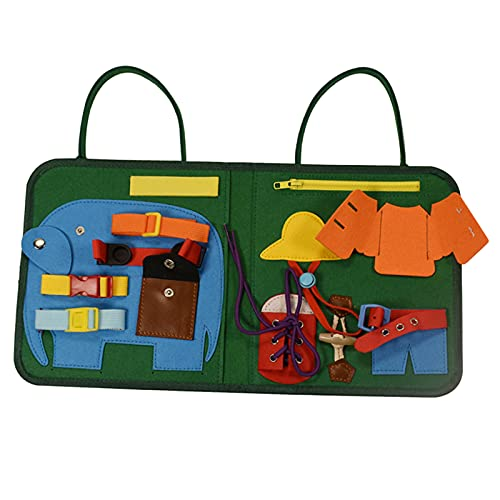 yotijar Tocador Montessori Ocupada Juguetes Educativos Juego de Habilidad