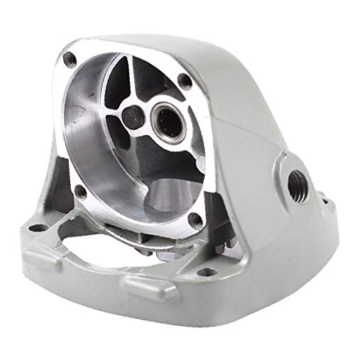 X-DREE Repare la caja de aluminio de la cabeza de aluminio de la amoladora del ángulo de la pieza Para bosch GWS 6-100(Repair Part Angle Grinder Aluminum Head Shell Case for for bosch GWS 6-100