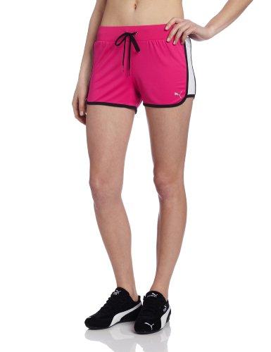 PUMA Damen Overtime Shorts - Pink - Klein