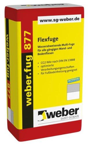Weber.fug 877 - Joint flexible