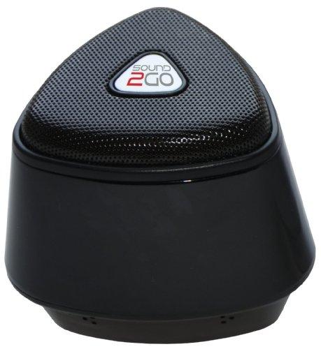 SOUND2GO DELTA - Bluetooth 3.0 Lautsprecher mit Freisprecheinrichtung - schwarz
