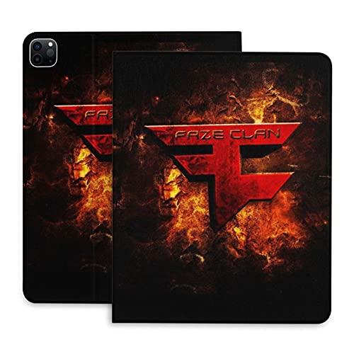 Fa_Ze Te_Am Cl_An 2020 - Funda para iPad Pro de 11 pulgadas 2020, 360 y función atril con función de encendido y apagado automático para Apple iPad Pro 12.9 pulgadas 2020