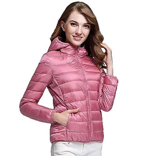 YRFHQB dubbelzijdige slijtage merk vrouwelijke parka's 90% donsjas vrouwen winter met capuchon dunne korte warme mantel kleding plus maat