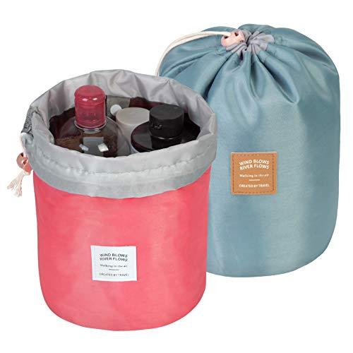 2 Pack Makeup Bags For Women Wat...