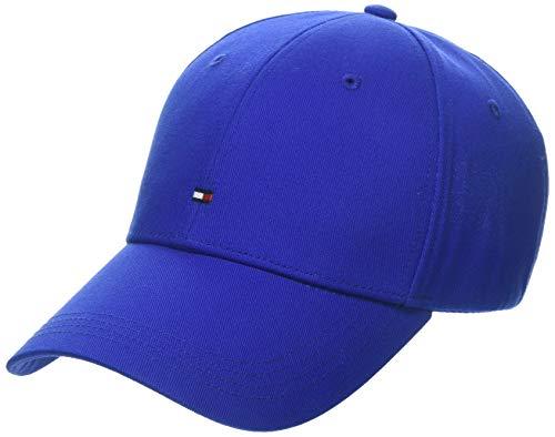 Tommy Hilfiger BB Cap Casquette De Baseball, (Blue CK B), Unique (Taille Fabricant: OS) Homme