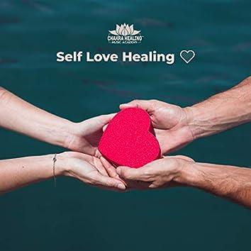 Self Love Healing 💛 Cleanse Destructive Energy, Awakening Intuition, Meditation Music
