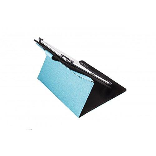 Silver HT - Funda Rotatory 360º para Tablets de 9 a 10,1 Pulgadas
