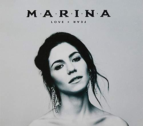 Love + Fear [CD]