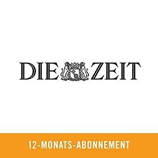 DIE ZEIT, 12-Monats-Abonnement Titelbild
