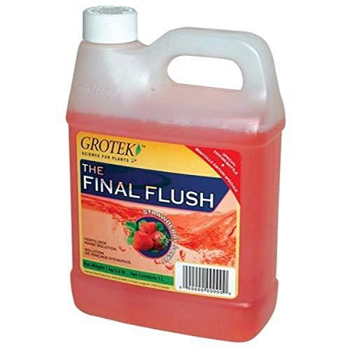 Grotek Final Flush Paille, 1 Litre