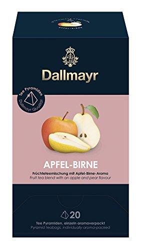 Dallmayr Teepyramide Birne/Apfel, 70g
