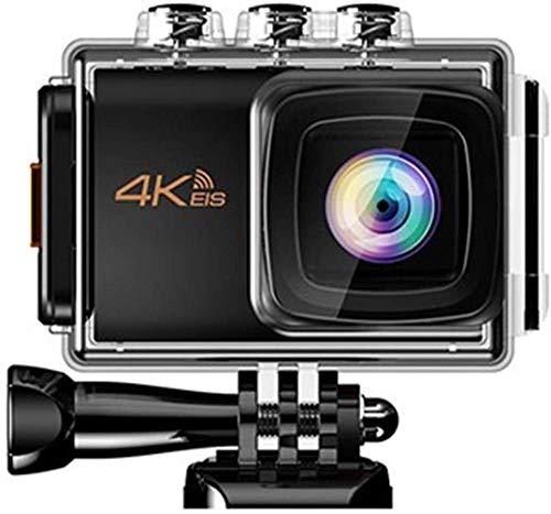 Cámara de acción 4 K 30 FPS 20MP EIS micrófono externo WiFi impermeable casco cámara Pro subacuática ir deporte cámara