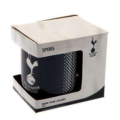 Tottenham Authentic Crest Mug In Gift Box