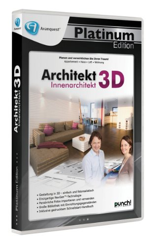 APE - Architekt 3D Innenarchitekt [Edizione: Germania]