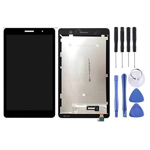 Jiagshoujie - Pantalla LCD y digitalizador para Huawei Honor Play Meadiapad 2, KOB-L09 y MediaPad T3 8.0 y KOB-W09 (negro)