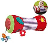 Leikance Baby Krabbelrolle, multifunktional, weich, gefüllt, Rollkissen für Babys, Fitness-Spielzeug