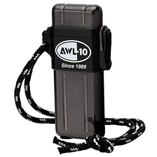 WINDMILL(ウインドミル) ライター ブラック AWL-10 ターボ 防水 耐風仕様 307-2019G