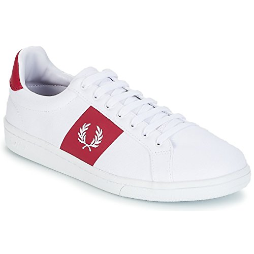 Fred Perry B721 Canvas Sneaker- Buy