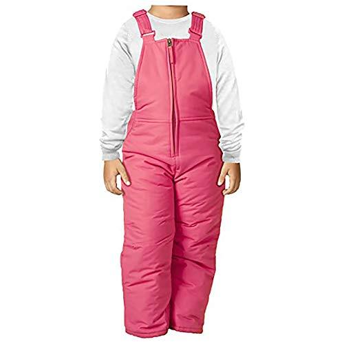 N-B Pantalones de Vadeadores de Pesca para Infantiles Impermeables Cremallera para 12-24 Meses Años Ajustable Ropa de Esquí A Prueba de Barro Pesca Accesorios Pantalones para Vacaciones en La