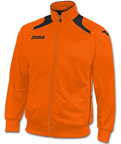 Joma 1005J12.80 Sweat-Shirt Sportswear, Orange, FR : 4 Ans (Taille Fabricant : 04)