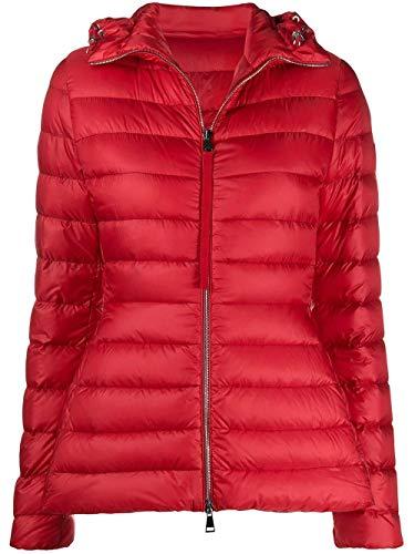 Moncler Luxury Fashion Damen 1A10600C035545D Rot Polyamid Steppjacke | Frühling Sommer 20