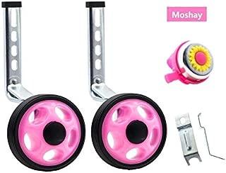 MOSHAY Training Wheels for Children's Bicycle stabiliser(for 14 16 18 20 inch Bike)