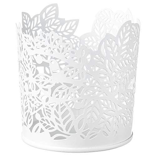 IKEA.. 503.887.15 Samverka Teelichthalter weiß