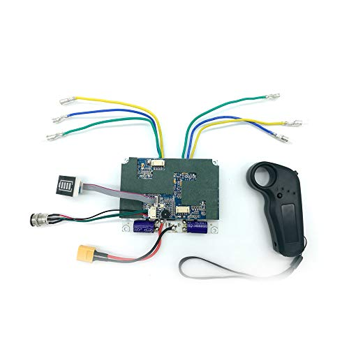 Walmeck- Universele motor elektrische skateboard longboard drive controller hub motor mini afstandsbediening accessoires stuurkaart
