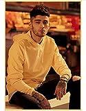 JIUBING Leinwand Poster One Direction Sänger Zayn Malik