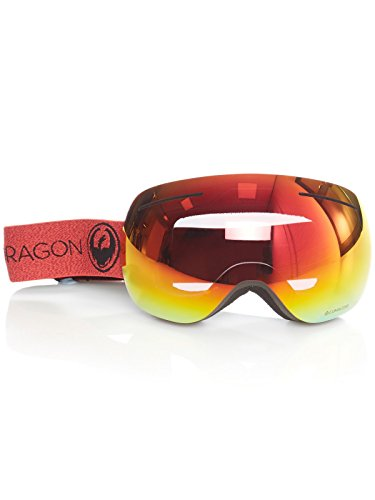Dragon Sneeuwbril voor heren, X1 Mill (+Bonus Lens) Goggle