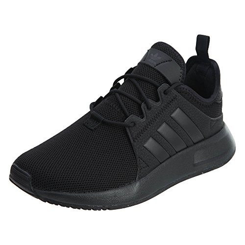 adidas Originals Kids Unisex's X_PLR Sneaker, Black/Black/Black, 5 Medium US Big Kid