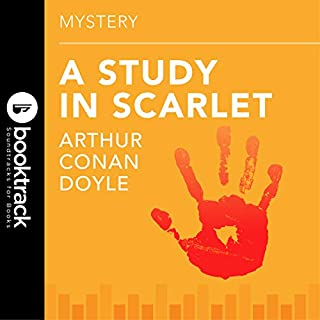 Study in Scarlet cover art