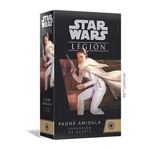 Fantasy Flight Games- Star Wars Legion - Padmé Amidala Expansión de Agente -...