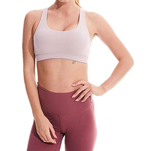 NOBRAND - Sujetador de yoga de alta gama, profesional, para espalda, fitness, deportes, correr, ropa interior