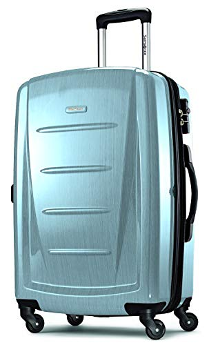 Samsonite Winfield 2 Hardside Expandable Luggage with Spinner Wheels, Ice Blue