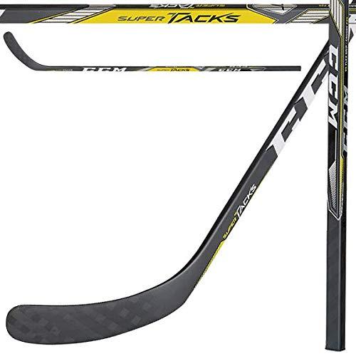 CCM SuperTacks Composite Hockey Stick - Senior 95 Flex P19 (Sakic) Left