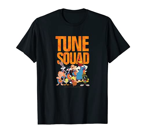 Space Jam: A New Legacy Tune Squad Group Shot T-Shirt