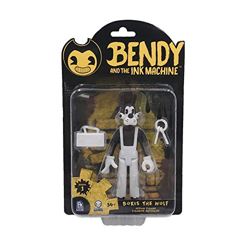 Bendy And The Ink Machine - Figura de acción de Vinilo