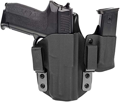Craft Holsters Sig P225 Compatible Holster - AIWB Holster w Mag Pouch (A904)