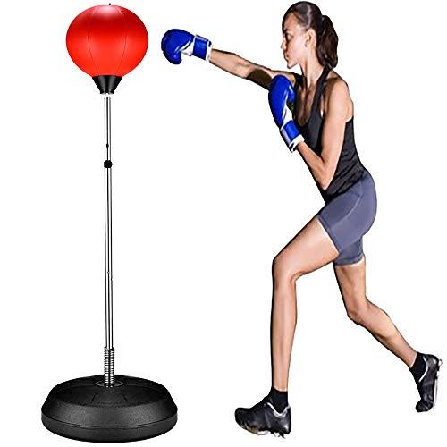 Wanjun Boxball Ball Speed Ball Professionelle Vertikale Entlüftung Dekompression Sandsack Reaktionsball Kinder Sandsack, Geeignet Jungen Und Mädchen