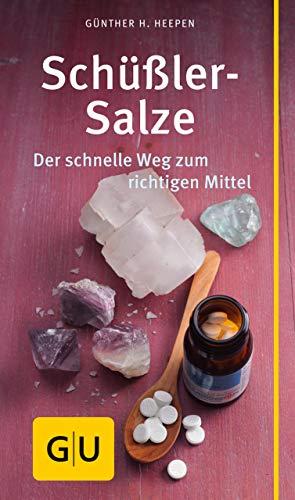 Schüßler-Salze (GU Kompass Gesundheit)