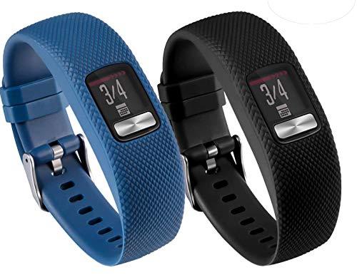 Axcellent Compatibile con Garmin Vivofit 4 Bande, Cinturino in Silicone per Cinturino di Ricambio per Garmin Vivofit 4 Activity Tracker, Braccialetto Sportivo colorato per Vivofit 4 Smartwatch