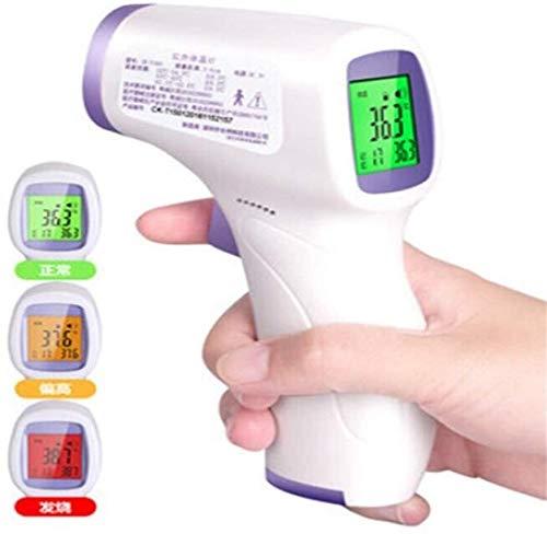 Infrarot Non Contact,Digitalfür Kinder,Baby,Erwachsenen mit LCD Display Hintergrundbeleuchtung(5-10 Versandtage, versand aus deutschland)