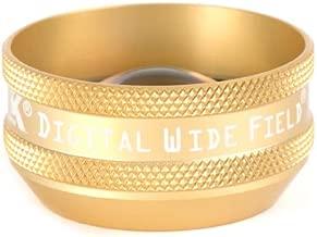 Volk Digital Wide-Field Non Contact Slit Lamp Lens - Gold