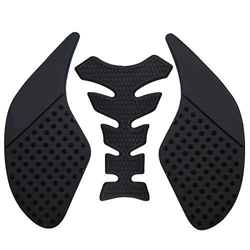 KYN for Kawasaki Ninja 250 300 Z250 Z300 2013 to 2019 Motorcycle 3M Gas Tank Pad Anti Slip Stickers Side Fuel Gas Grip Decal Protector