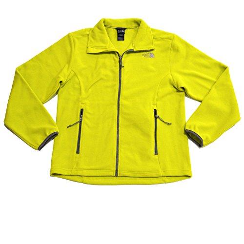 The North Face Tibesti Mens Fleece Jacket (Olive Green, Medium)