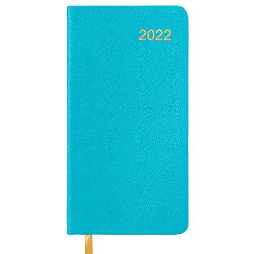 2022 Pocket Planner/Pocket Calendar: 14 Months (Begins November 2021) / 2022 Calendar/ 2022 Weekly Calendar/Weekly Planner Organizer (Teal)