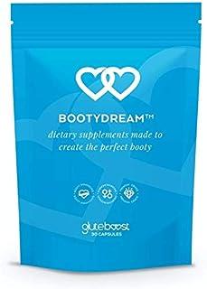 Gluteboost - BootyDream Butt Enhancement Pills - for Women - Natural Curve and Buttocks Enhancing Supplement - with Maca R...