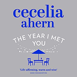 The Year I Met You                   By:                                                                                                                                 Cecelia Ahern                               Narrated by:                                                                                                                                 Remie Purtill-Clarke                      Length: 10 hrs and 33 mins     126 ratings     Overall 3.7