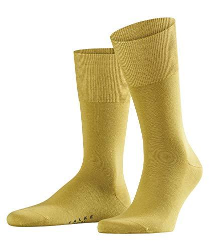 FALKE Herren Socken Airport - Merinowoll-/Baumwollmischung, 1 Paar, wasabi, 41-42